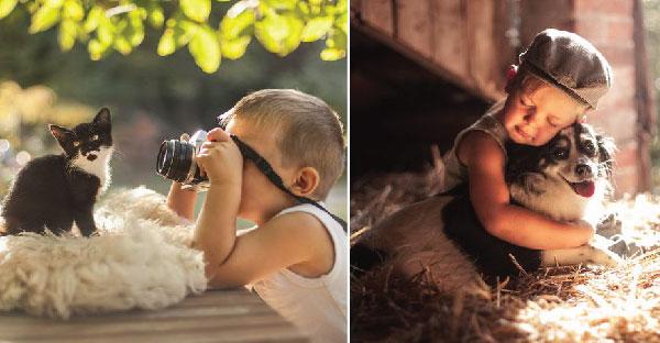 เส้นทางสุดมหัศจรรย์ของเด็กน้อย กับการเปิดโลกใบใหม่ด้วยการพบปะกับสัตว์โลก