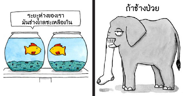 12 ปัญหาโลกแตกของเหล่าสัตว์โลก จะมีใครเข้าใจพวกมันบ้างมั้ยเนี่ย