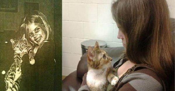 23 ภาพถ่ายในความทรงจำ ครั้งแรกกับครั้งสุดท้ายที่ได้เจอ ระหว่างเจ้าของกับสัตว์เลี้ยง