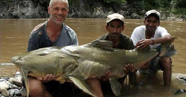 เหล่าปีศาจแห่งลุ่มแม่น้ำที่น่ากลัวจากรายการ River Monsters