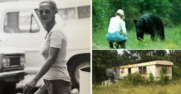 หญิงสาวผู้เป็นตำนาน ที่โชคชะตานำพาให้ปกป้องหมีดำจากนักล่านานกว่า 28 ปี