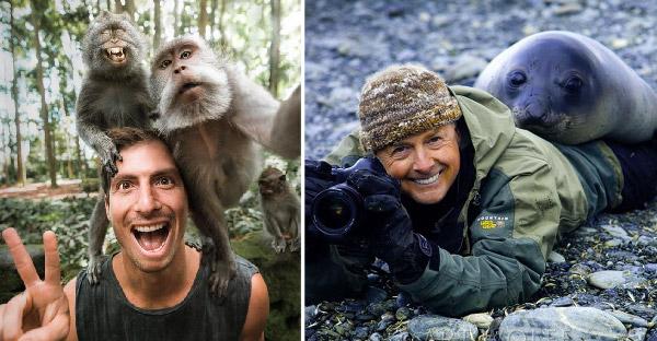 20 ภาพถ่ายเจ๋งๆของสัตว์โลก ที่กว่าจะได้มาไม่ง่ายเลยจริงๆ