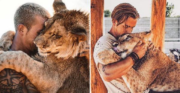 หนุ่มสวิสขายทรัพย์สินทั้งหมด ละทิ้งชีวิตหรูกลางเมือง เพื่อไปช่วยเหลือสัตว์ป่าในแอฟริกา