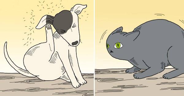 10 สัญญาณป่วยของสัตว์เลี้ยง ที่เจ้าของอาจมองข้ามไปโดยไม่รู้ตัว