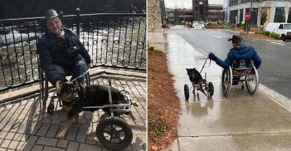 หมาพิการไร้บ้านถูกส่งตัวคืนศูนย์พักพิงสัตว์ 4 ครั้ง กว่าจะได้เจอเจ้าของที่เข้าใจและรักจริง